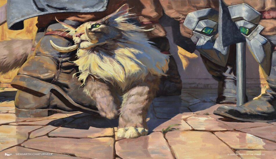 Ikoria Lair of Behemoths MTG Cat