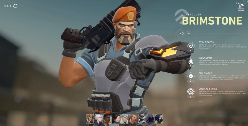 Brimstone character select 1