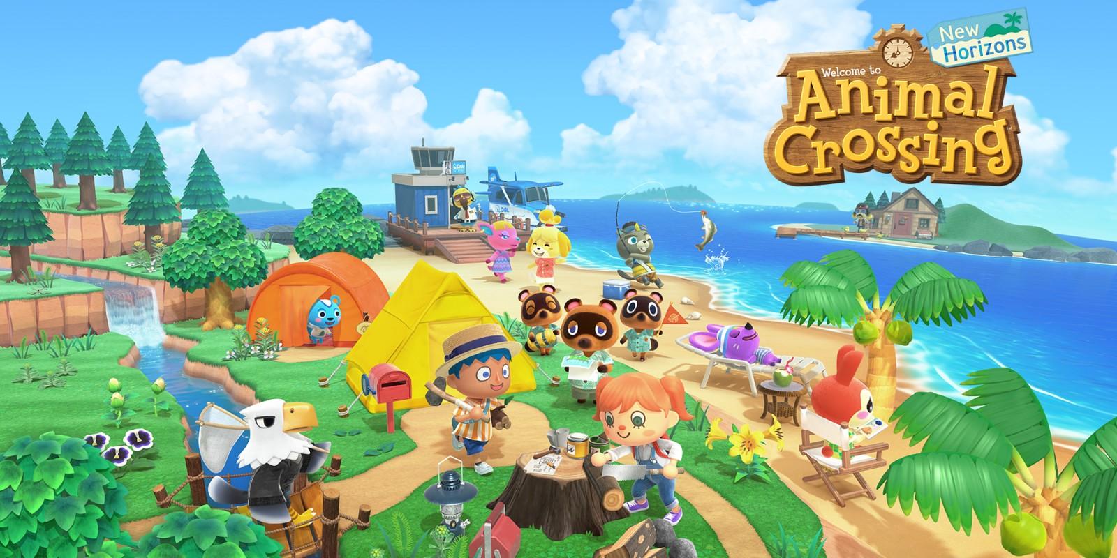 Streamer commits to 2-week Animal Crossing: New Horizons livestream
