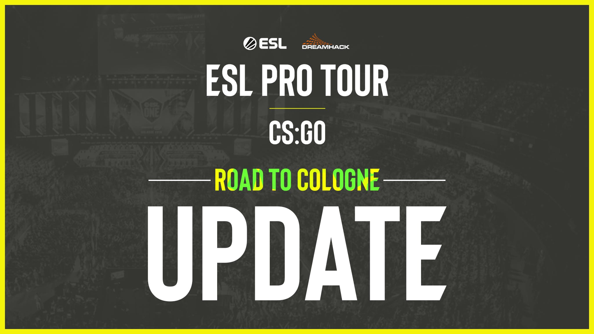 ESL adapts qualification system for ESL One Cologne