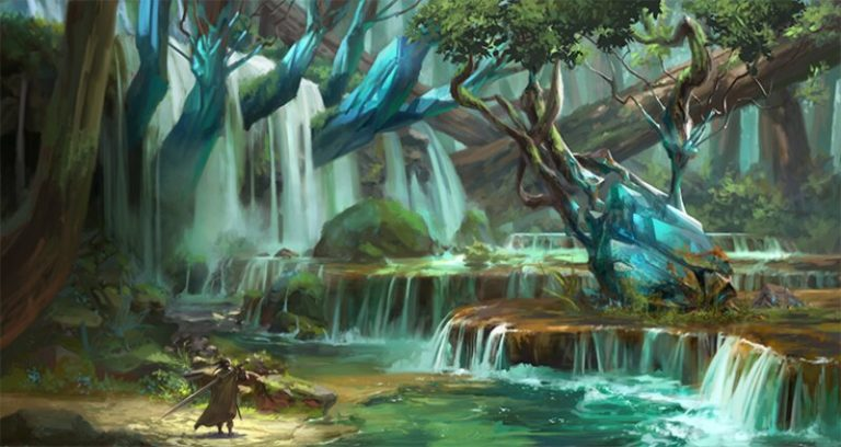 Ikoria Lair of Behemoth Forest