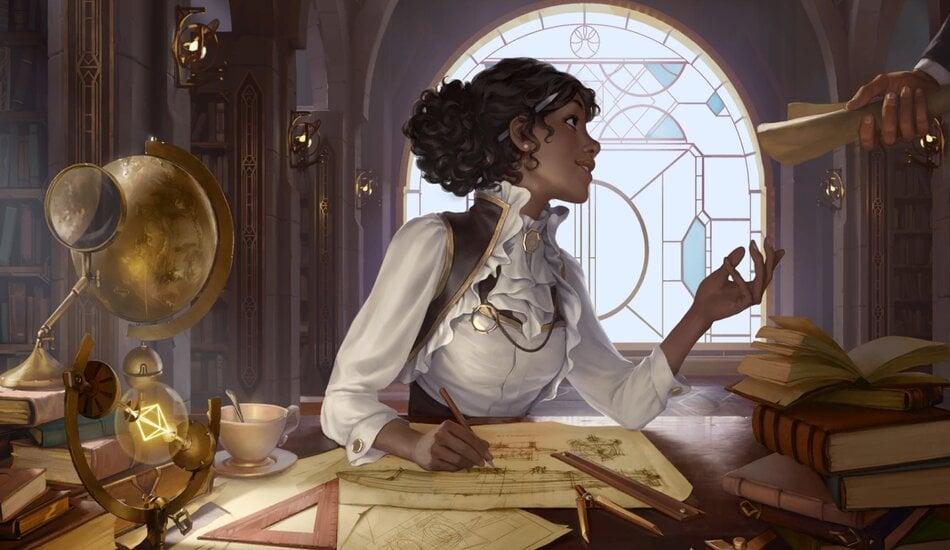 Legends of Runeterra Astute Academic