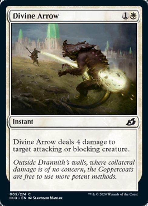 Divine Arrow Magic Ikoria Lair of Behemoths