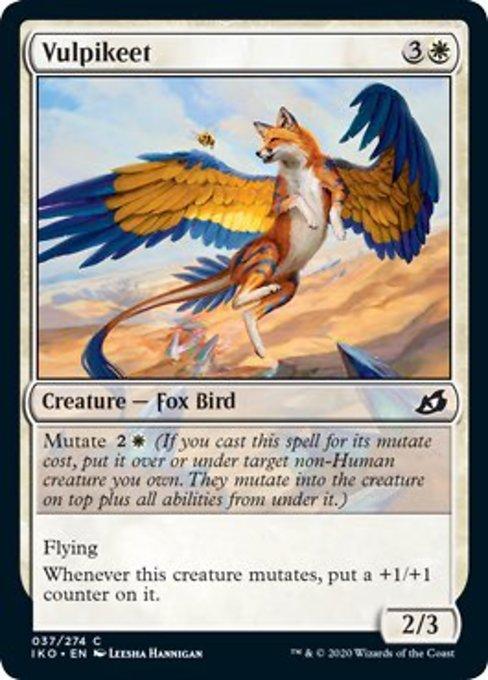 Vulpikeet Magic Ikoria Lair of Behemoths