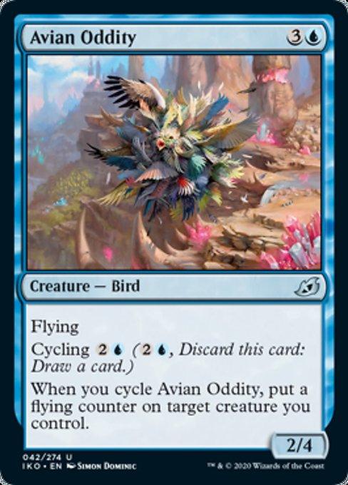 Avian Oddity Magic Ikoria Lair of Behemoths