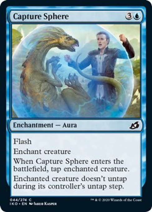Capture Sphere Magic Ikoria Lair of Behemoths