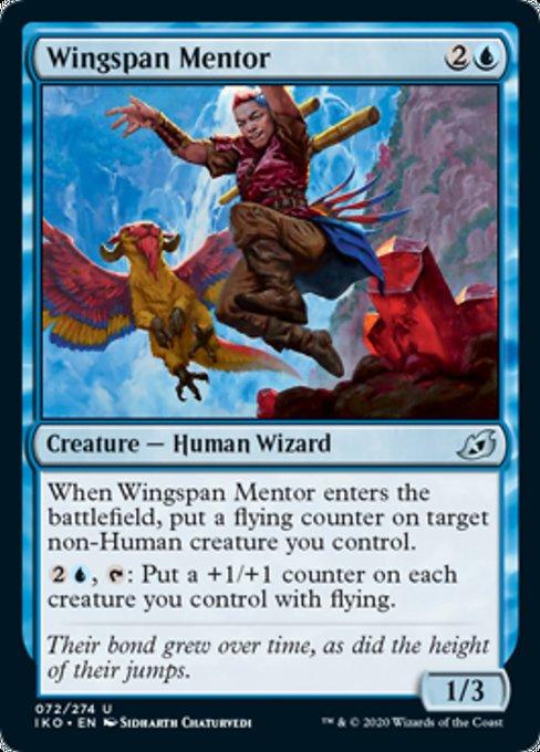 Wingspan Mentor Magic Ikoria Lair of Behemoths
