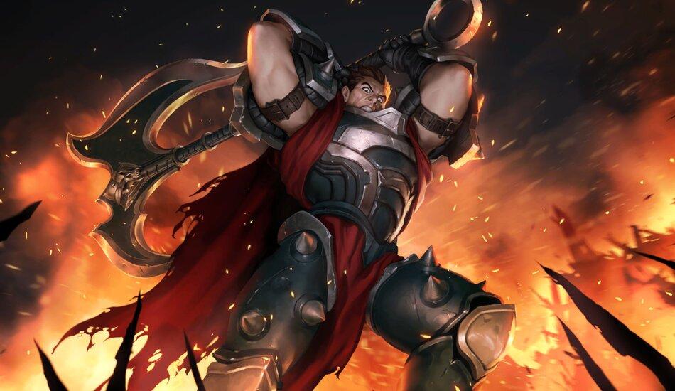 Noxus region confirmed next for Legends of Runeterra spoilers ...