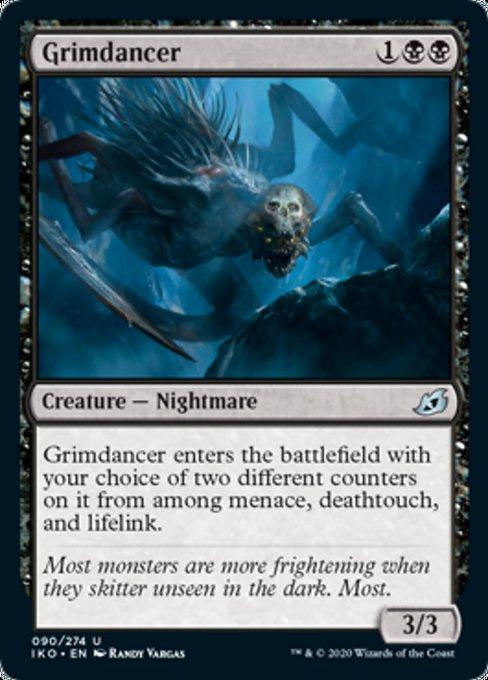 Grimdancer Magic Ikoria Lair of Behemoths