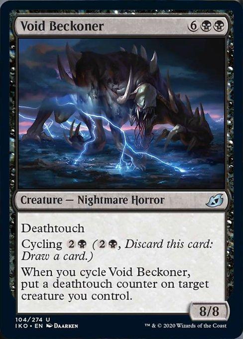 Void Beckoner Magic Ikoria Lair of Behemoths