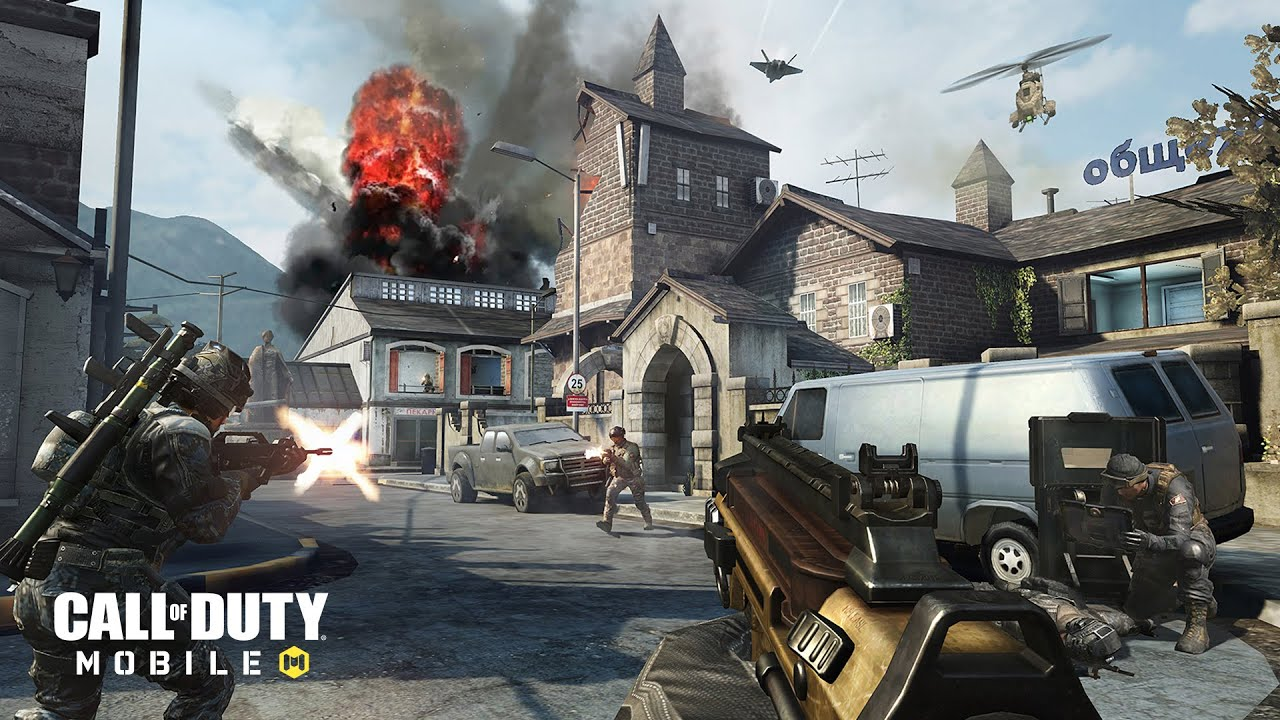 How To Download Call Of Duty Mobile S Public Test Build Dot Esports