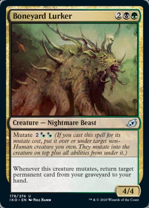 Boneyard Lurker Magic Ikoria Lair of Behemoths