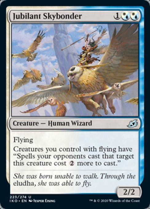 Jubilant Skybonder Magic Ikoria Lair of Behemoths