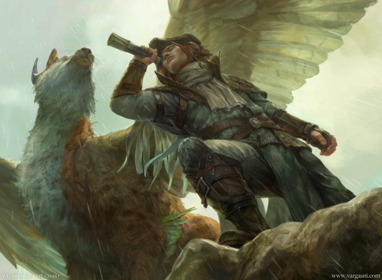 Alert Heedbonder Art Magic Ikoria Lair of Behemoths