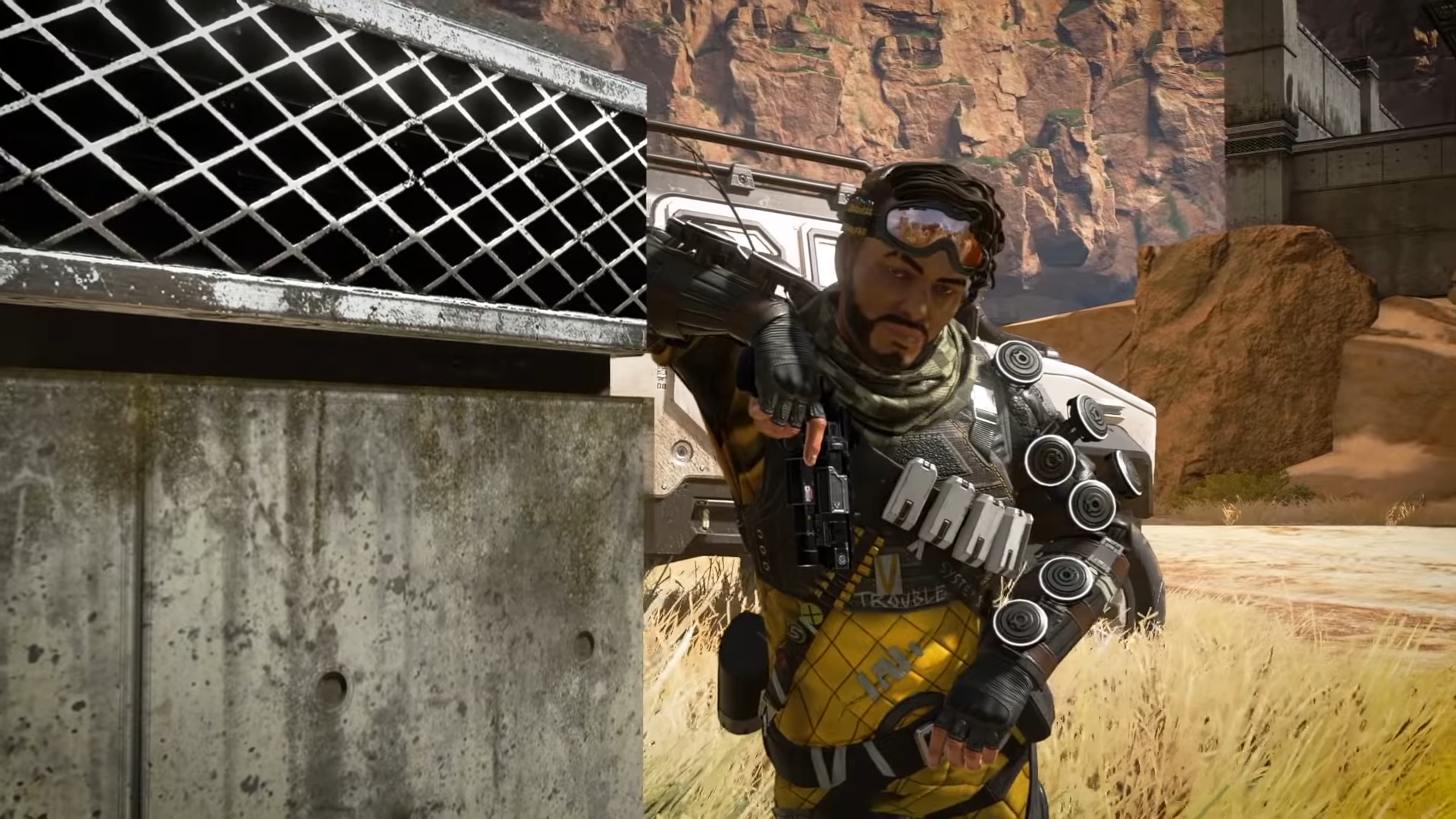 Apex Legends season 5 gameplay trailer previews new skins for Mirage,  Bangalore, and Revenant - Dot Esports