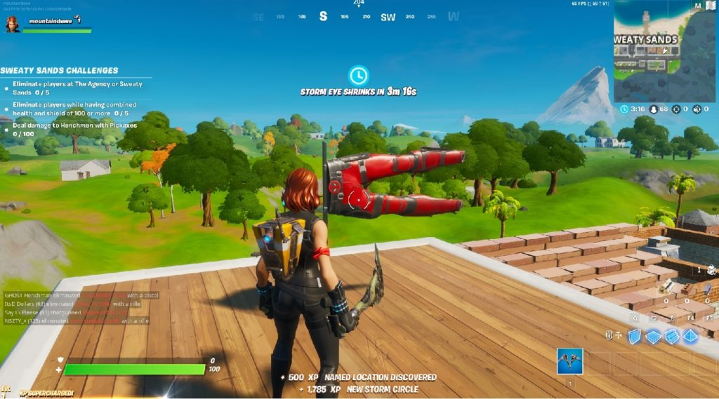 Fortnite: Cable, Domino, and Psylocke join Deadpool in X-Force