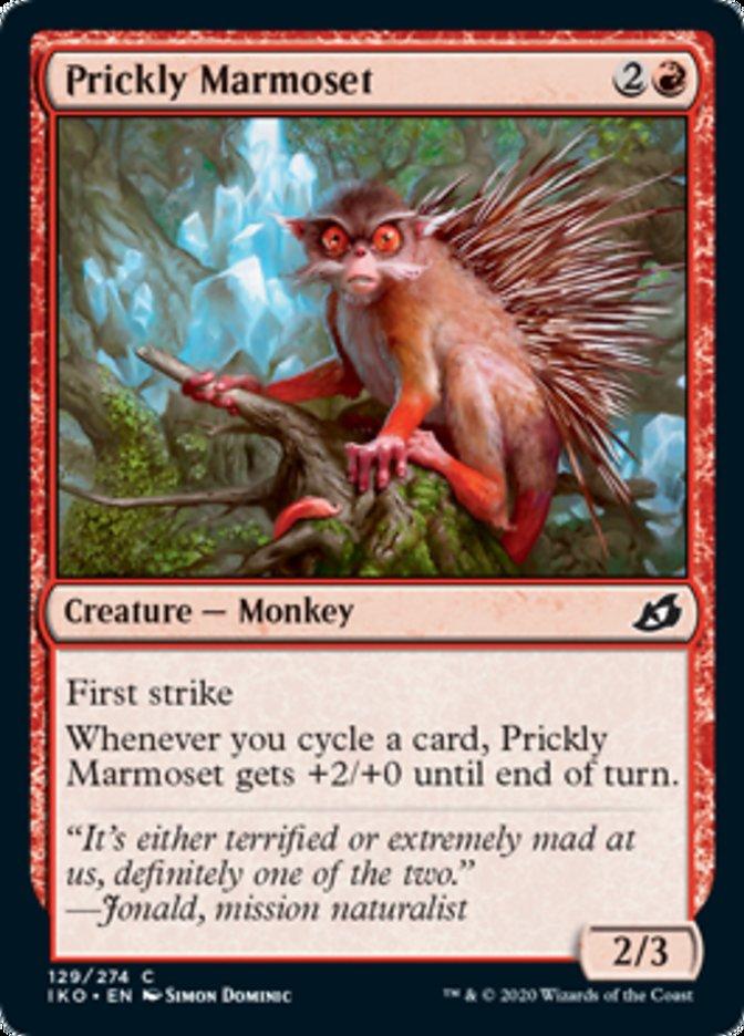 Prickly Marmoset Magic Ikoria Lair of Behemoths
