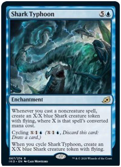 IKO Shark Typhoon