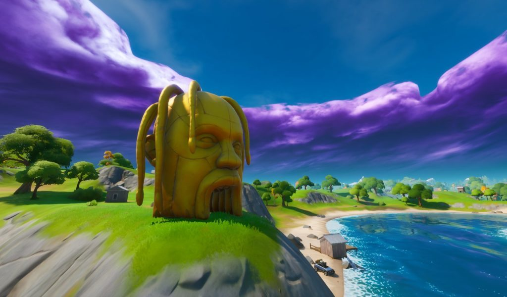 Fortnite sets a new concurrent record during Travis Scott event