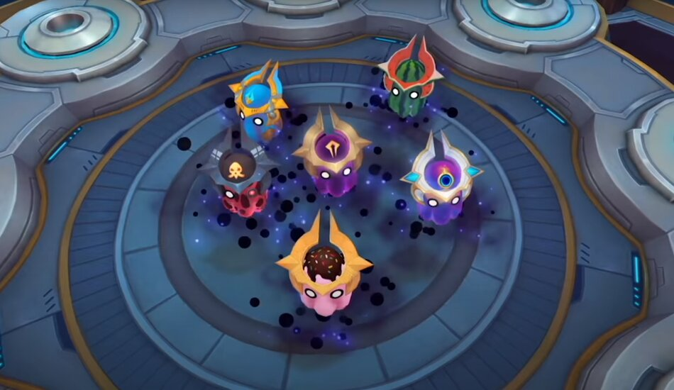 Teamfight Tactics Set Three Little Legends