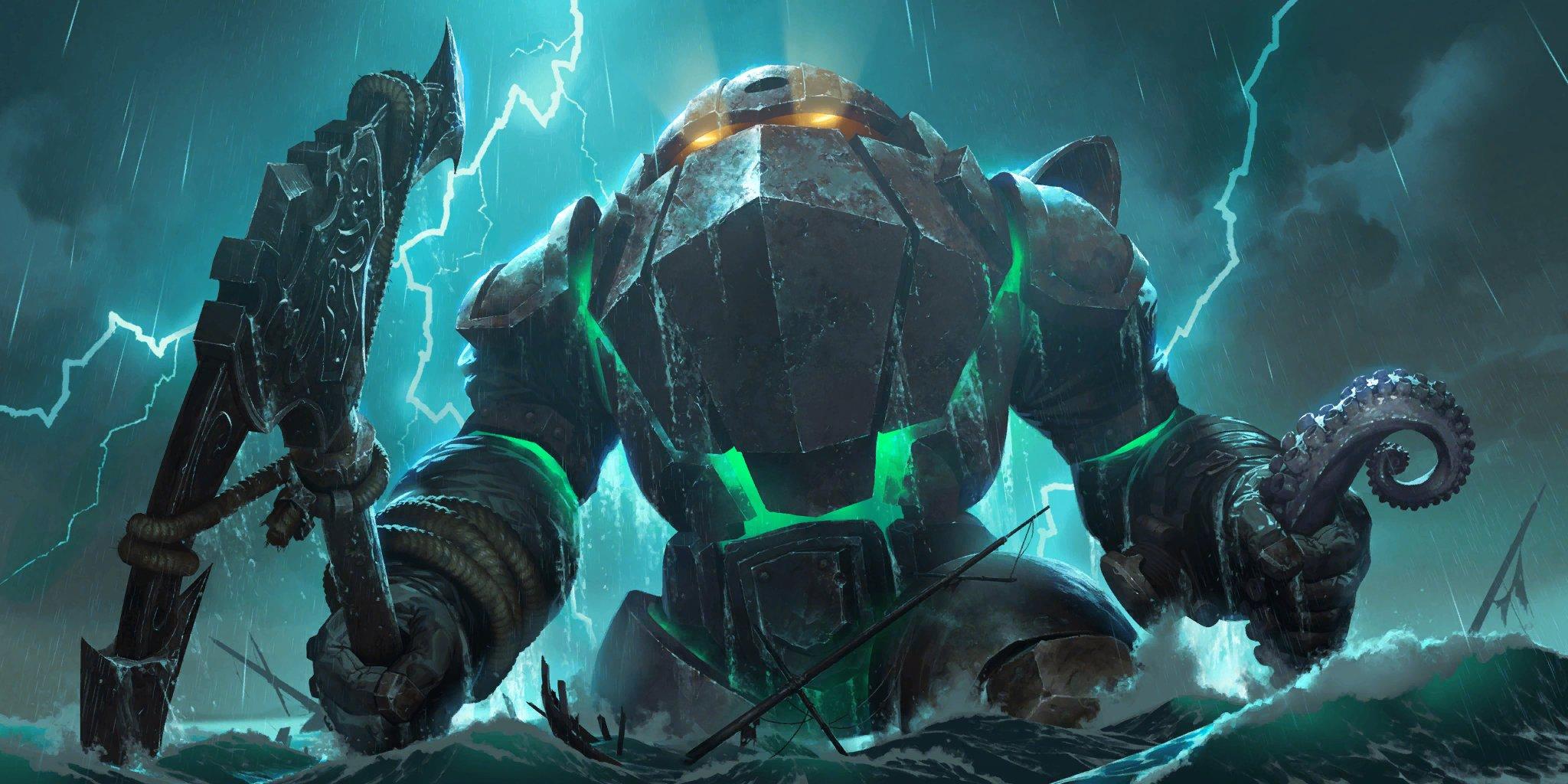 Nautilus Legends of Runeterra Level 2 LOR - Lore Power Level Analysis: Lillia, the Bashful Bloom