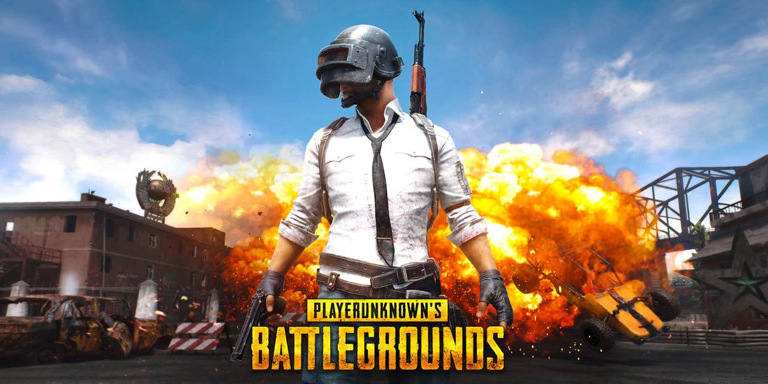 PUBG will be free to play from June 4 to 8 on Steam