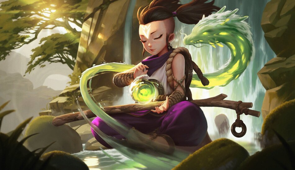 Legends of Runeterra Eye of the Dragon