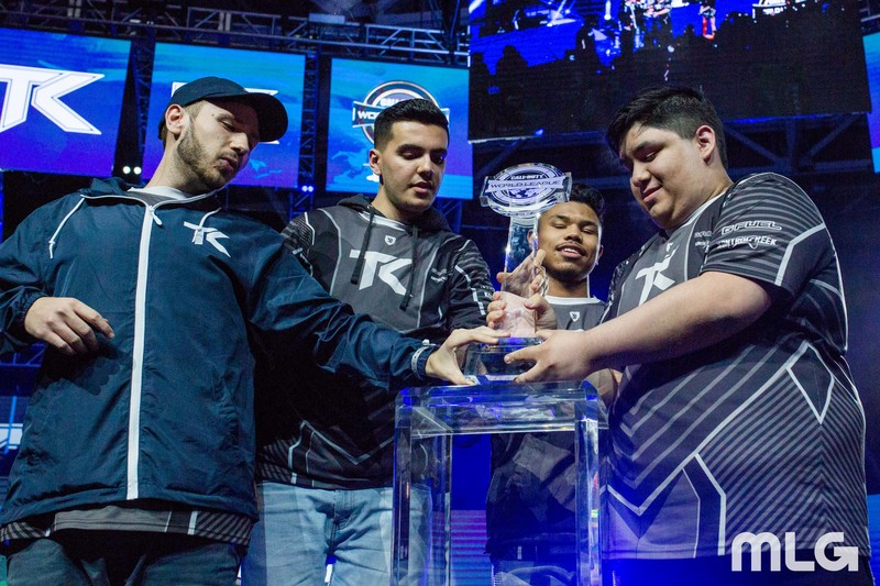 OpTic Gaming Los Angeles benches JKap for Chino ahead of Call of Duty League Florida Home Series