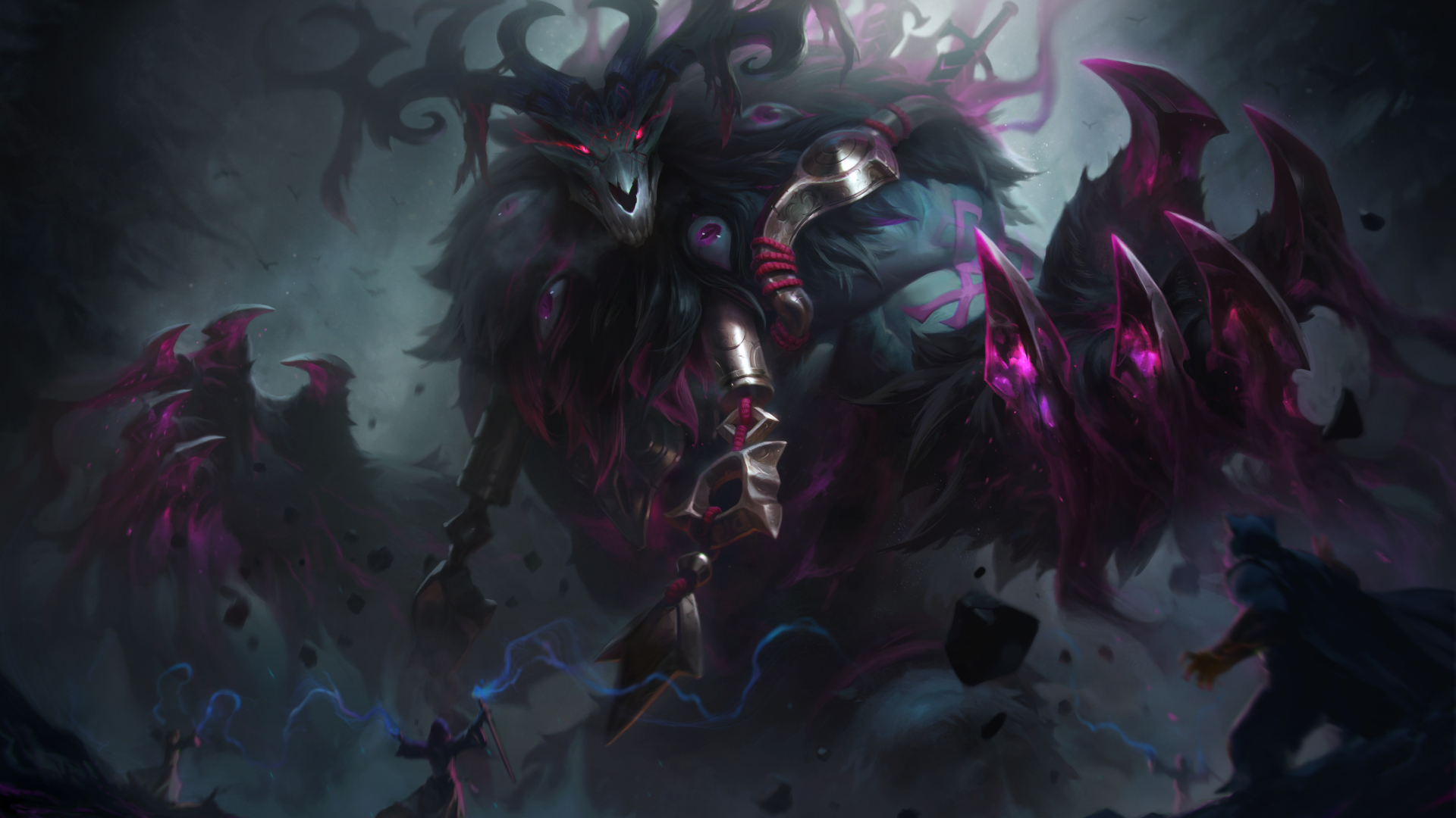 How to claim free Thousand-Pierced Volibear skin in League of Legends