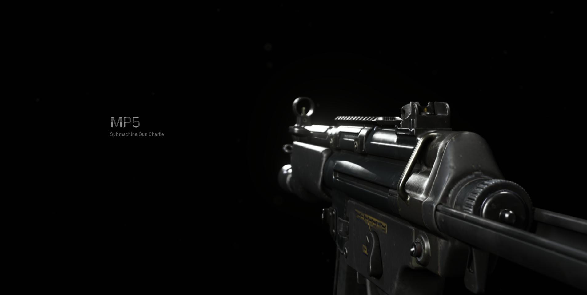 MP5 Warzone