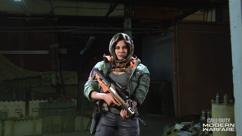 Call Of Duty Modern Warfare And Warzone Get A New Operator This