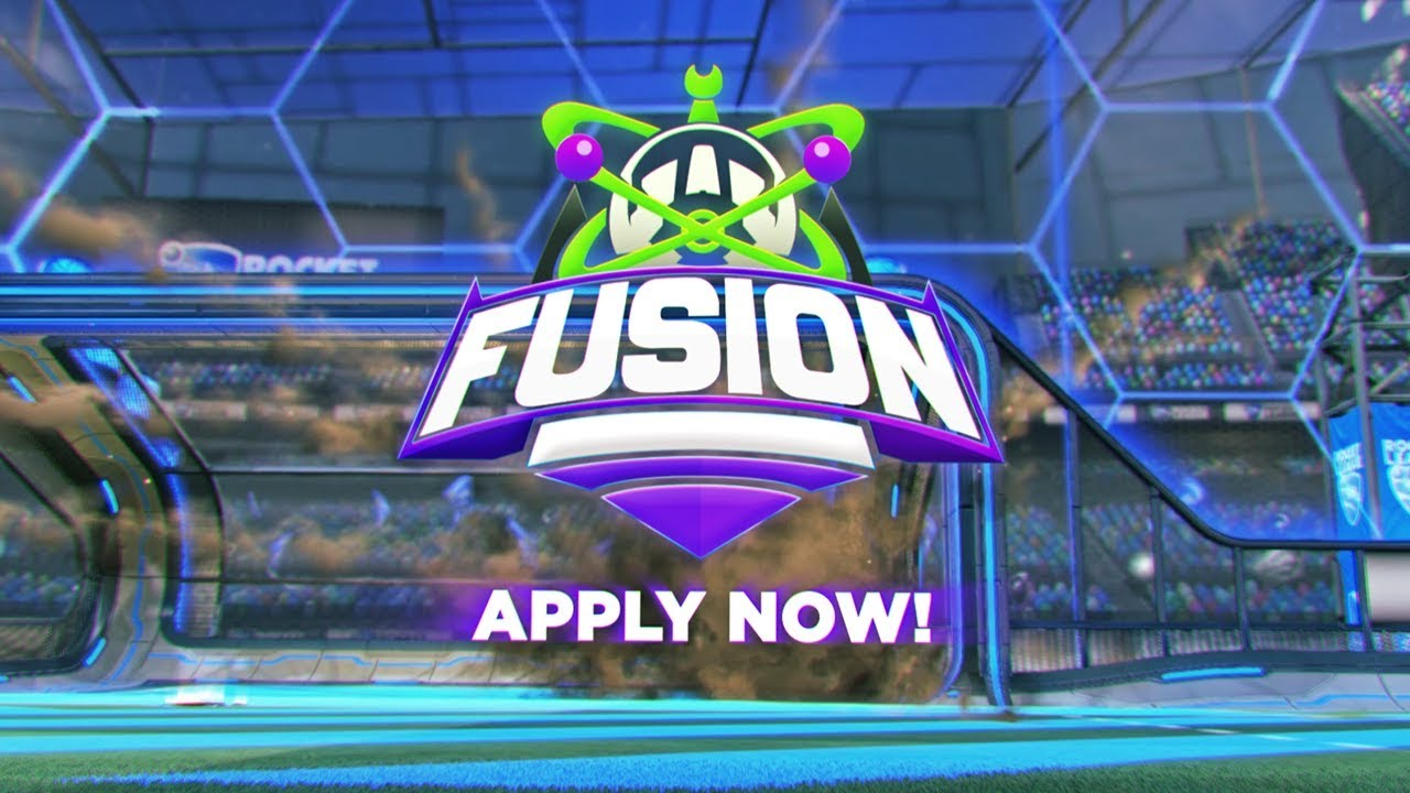 $50,000 Fusion Rocket League event announced for NA and EU