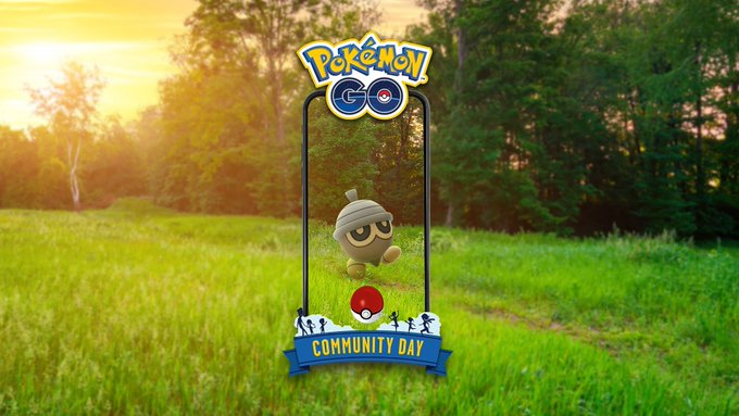 Seedot is May 2020's Pokémon Go Community Day