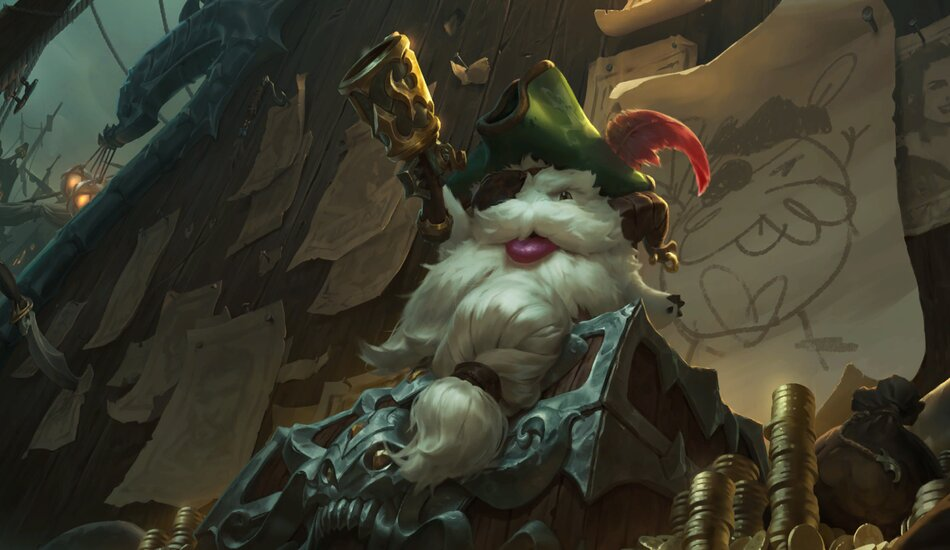 Legends of Runeterra watchlist increases with first Rising Tides balance patch