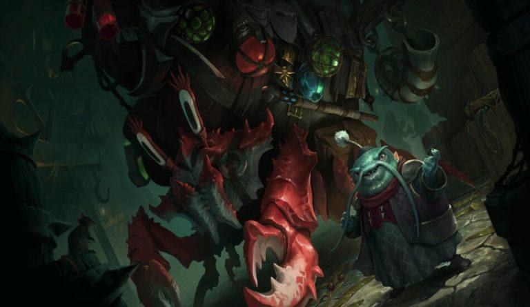 Legends of Runeterra Black Market Merchant