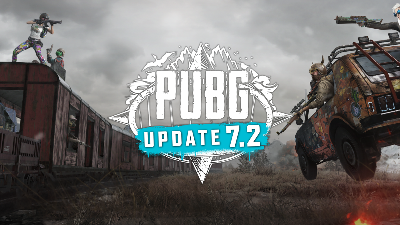 Here are the patch notes for PUBG's Update 7.2