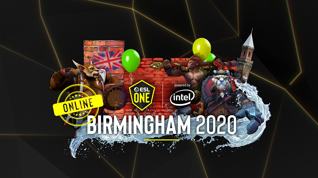 ESL One Birmingham Online: Live results and standings