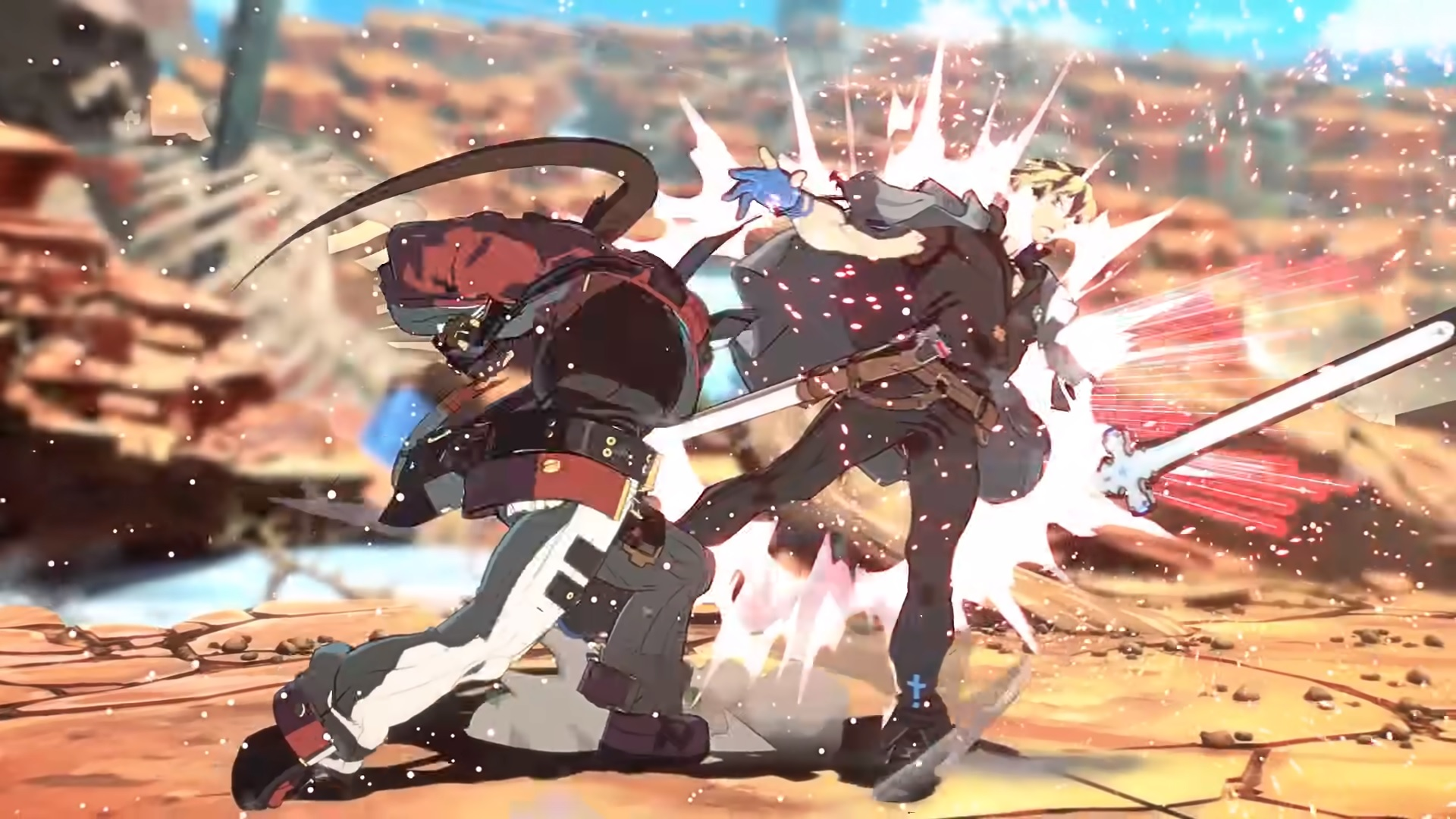 Arc System Works confirms new Guilty Gear -Strive- footage will be shown at New Game+ Expo