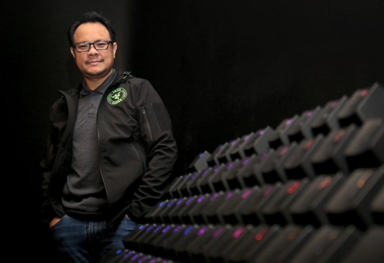 David Tse - Global Esports Director at Razer