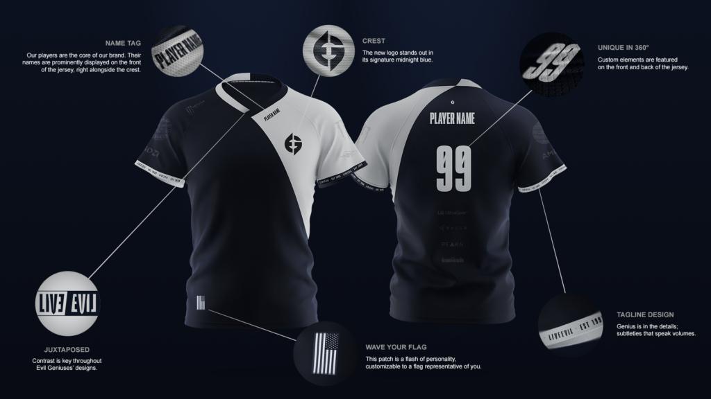 EG jersey baru