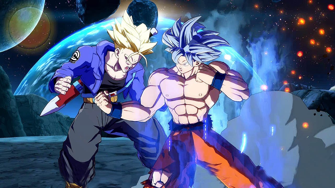 Ultra Instinct Goku available now in Dragon Ball FighterZ