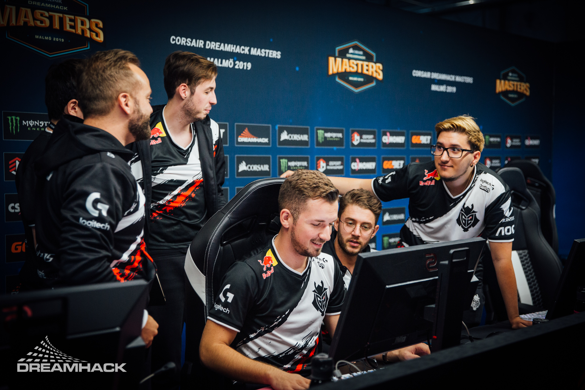 G2 hand Astralis their first loss without gla1ve at DreamHack Masters Spring Europe