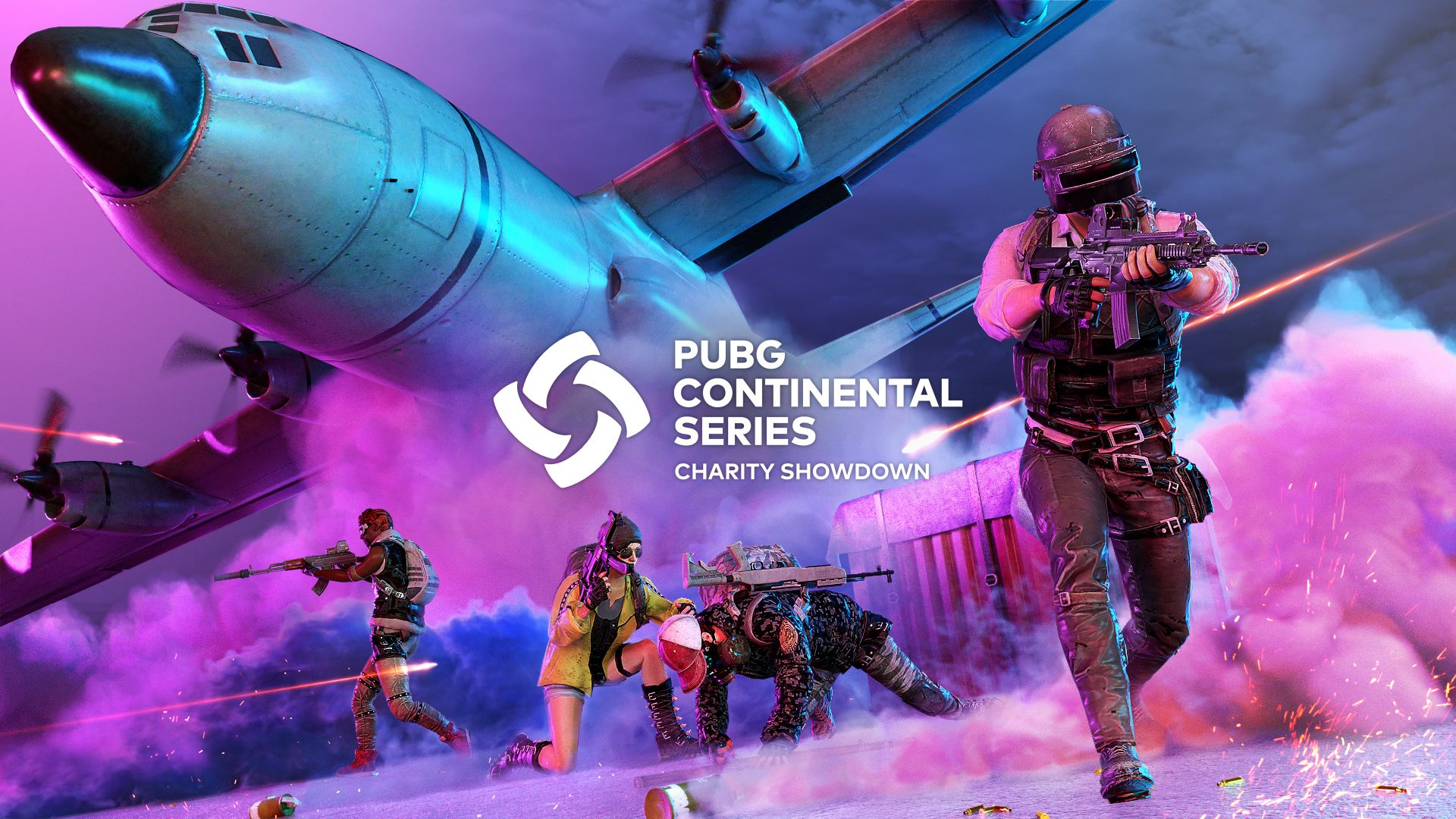 PUBG Continental Series: Charity Showdown: Live results and standings