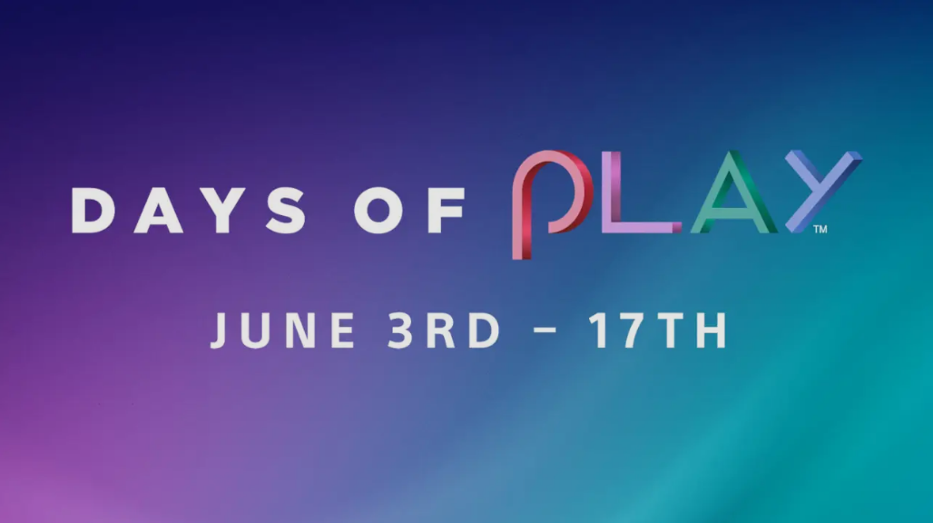 PlayStation's Days of Play sale returns, discounting games, hardware, and more