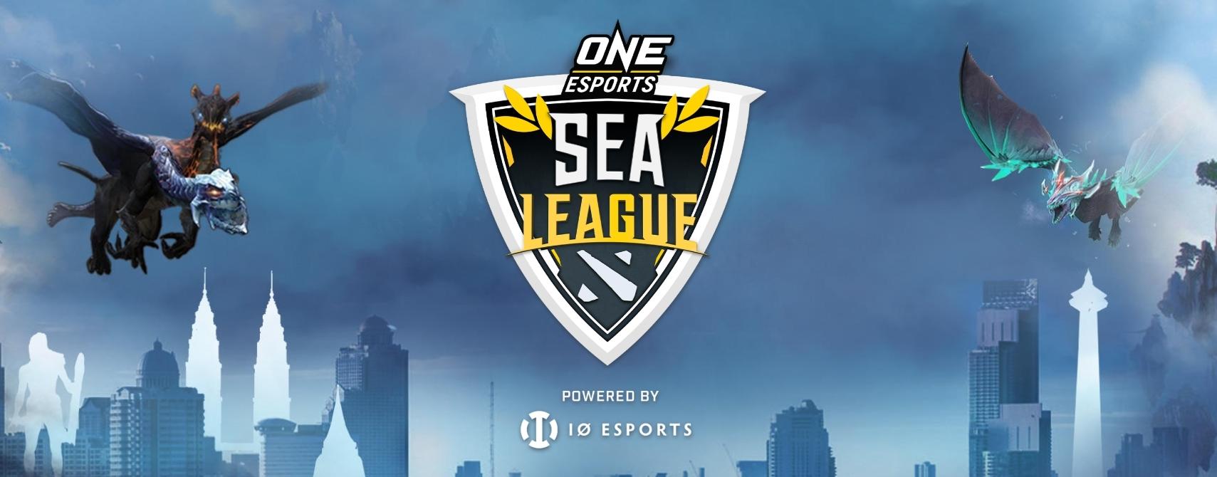 ONE Esports and IO Esports partner for $100,000 SEA Dota League