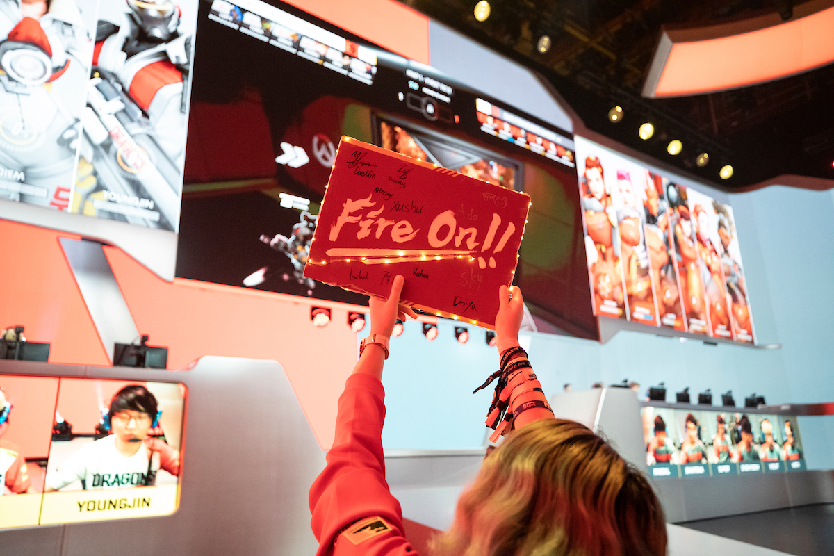 Shanghai Dragons, San Francisco Shock win Overwatch League May Melee tournament