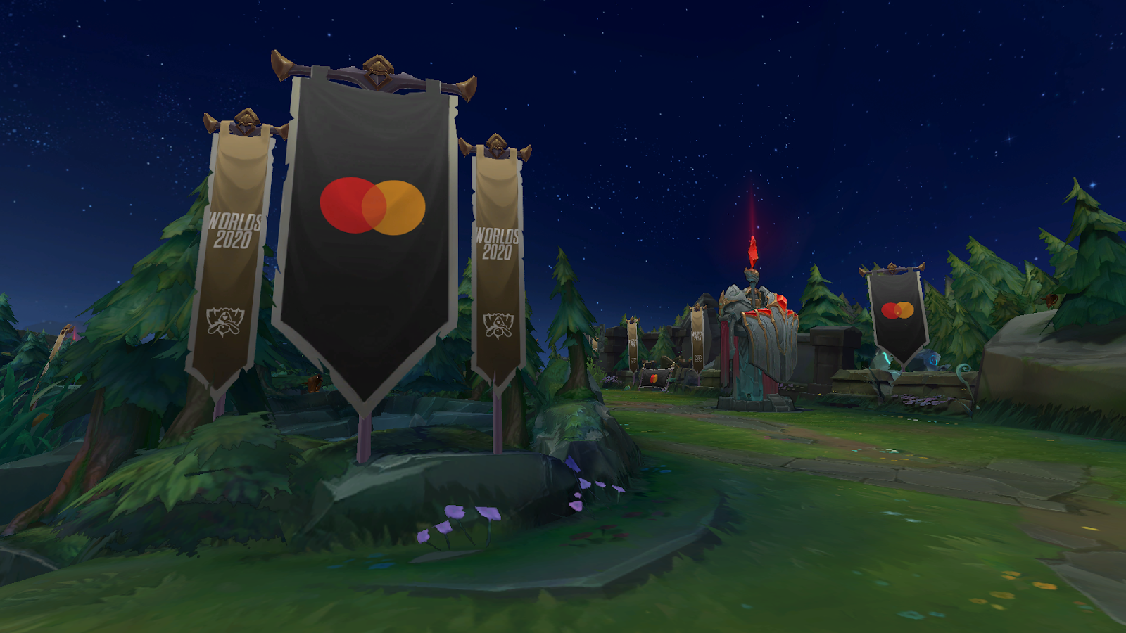 Riot introduces Summoner's Rift arena banners in League of Legends