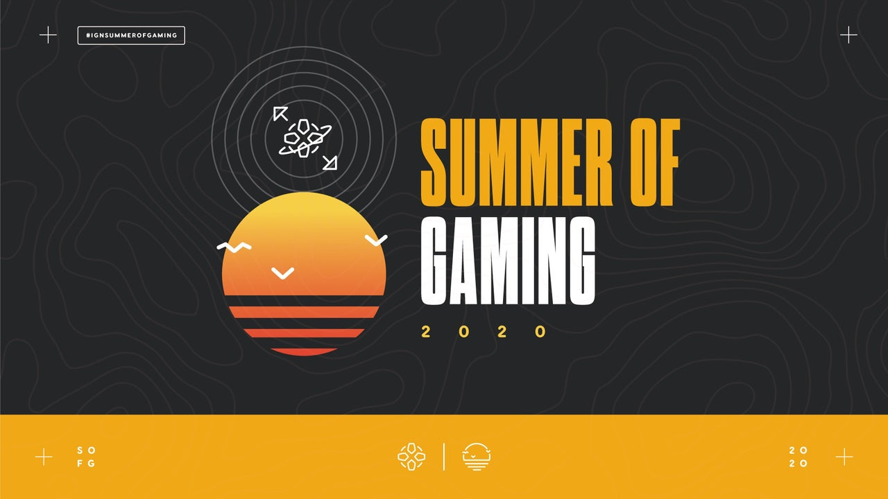 IGN Summer of Gaming schedule and events revealed