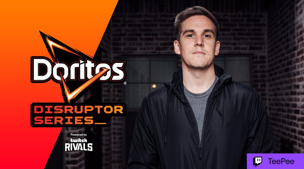How to watch Twitch Rivals Call of Duty: Warzone Doritos Disruptor Series, hosted by TeePee