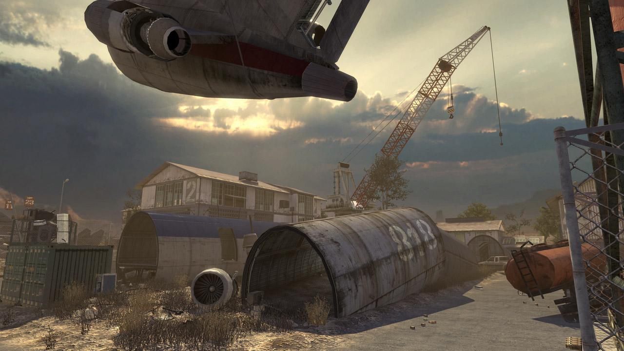 Scrapyard teased to return in Call of Duty: Modern Warfare season 4